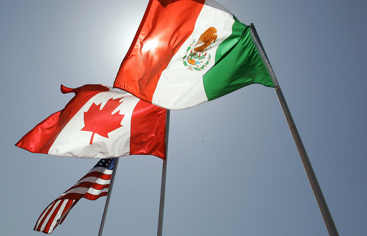 Канада и США достигли прогресса в переговорах по НАФТА