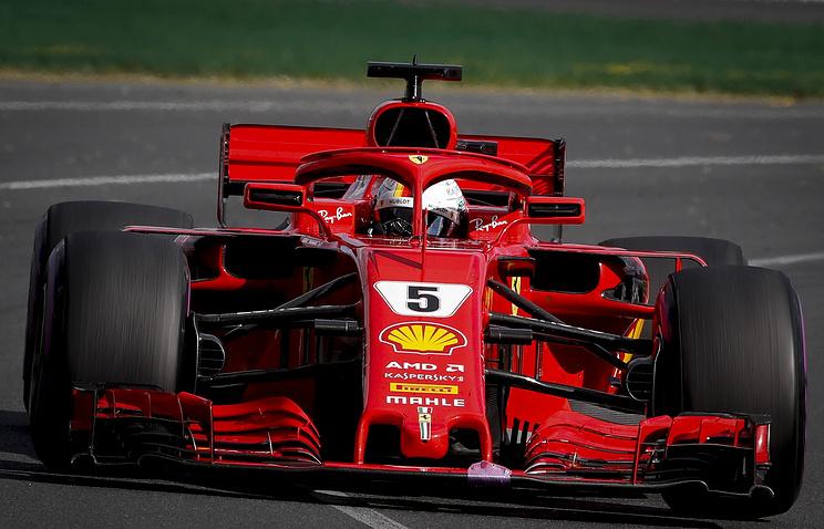 Феттель одержал победу первую гонку сезона «Формулы 1»