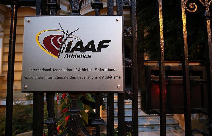 5 россиянок подали заявки вIAAF наполучение нейтрального статуса
