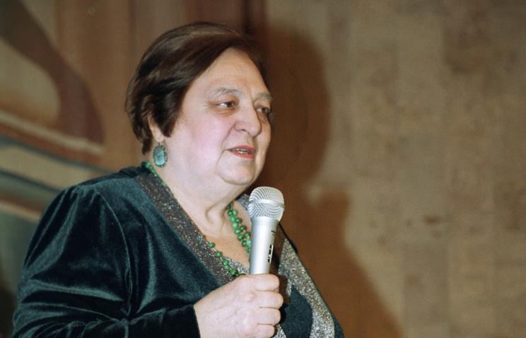 Скончалась детская писательница Ирина Токмакова
