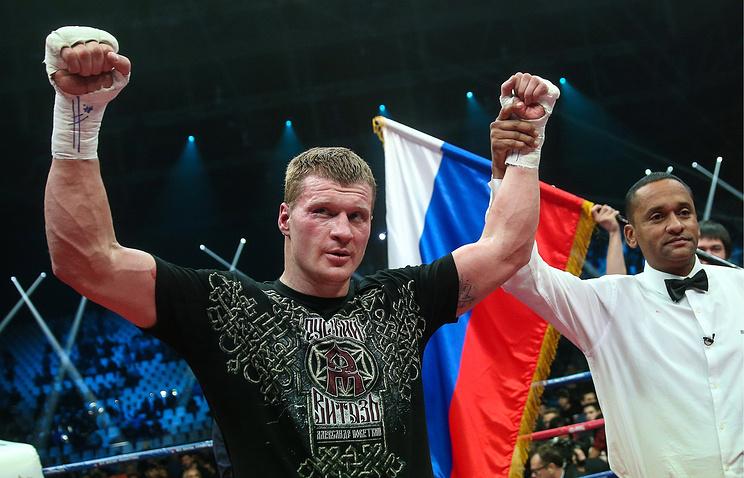 Екатеринбуржец отсудил деньги засорванный из-за допинга бой Поветкина