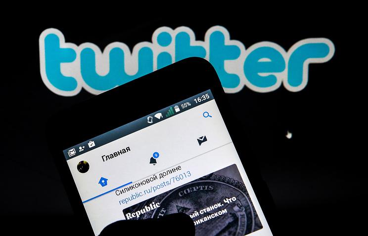 Вработе социальная сеть Twitter произошел массовый сбой