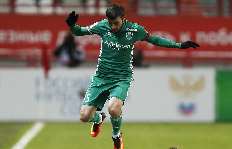 «Рубин»— «Ахмат». Митришев забил самый быстрый мяч сезона вРФПЛ