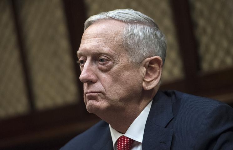 Руководитель Пентагона: «Мыготовы квоенным действиям вСирии»