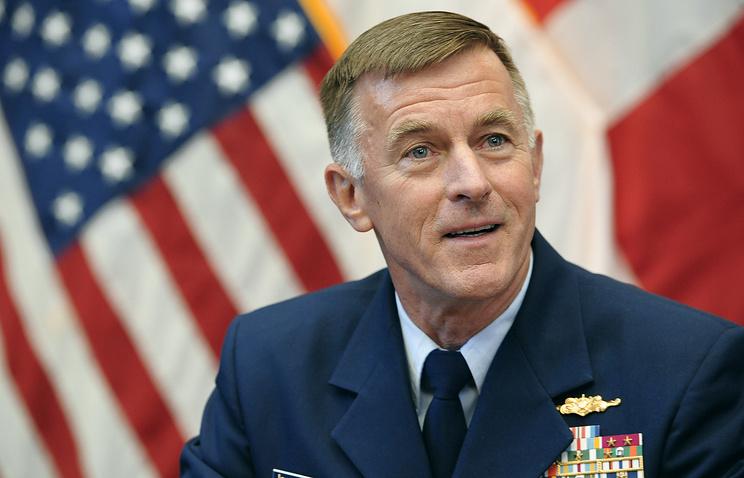 Командующий Береговой охраной США адмирал Пол Зукунфт