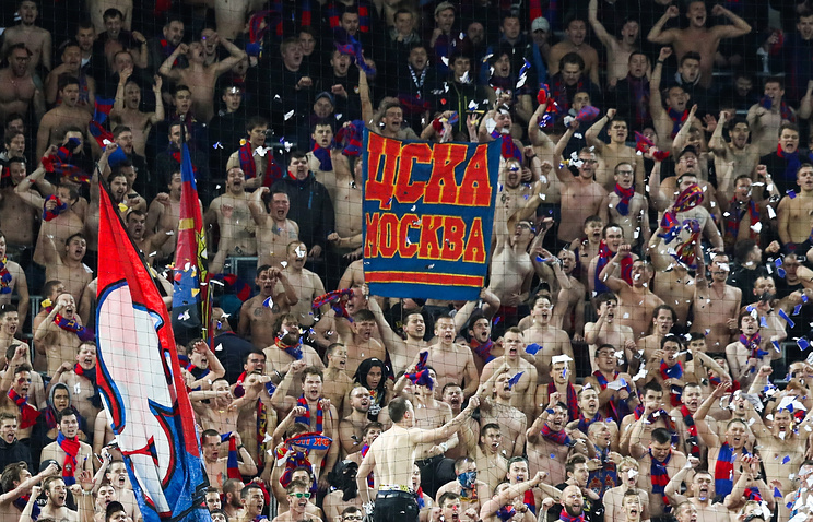 Рекорд посещаемости зафиксировали настадионе «ВЭБ Арена» в столице
