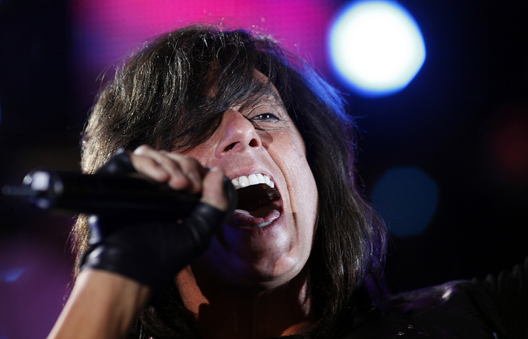 Экс-вокалист Deep Purple слег синфарктом вМинске