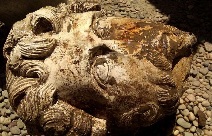 Бюст римского императора Марка Аврелия