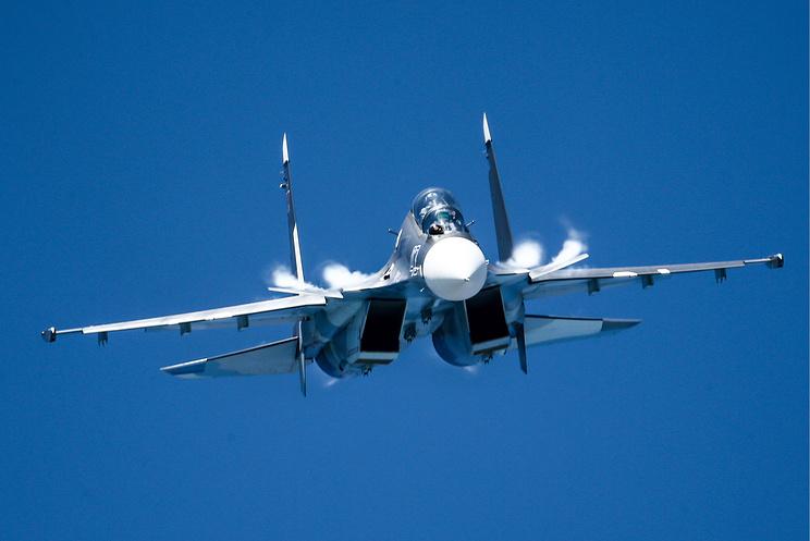ВМинобороны назвали возможную причину катастрофы Су-30СМ вСирии