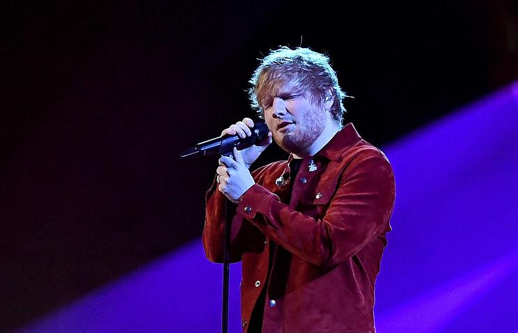 Граждане Англии назвали «Perfect» Эда Ширана лучшей песней всех времен