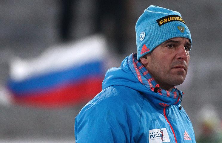 Экс-тренер сборной России Гросс возглавил команду Австрии побиатлону