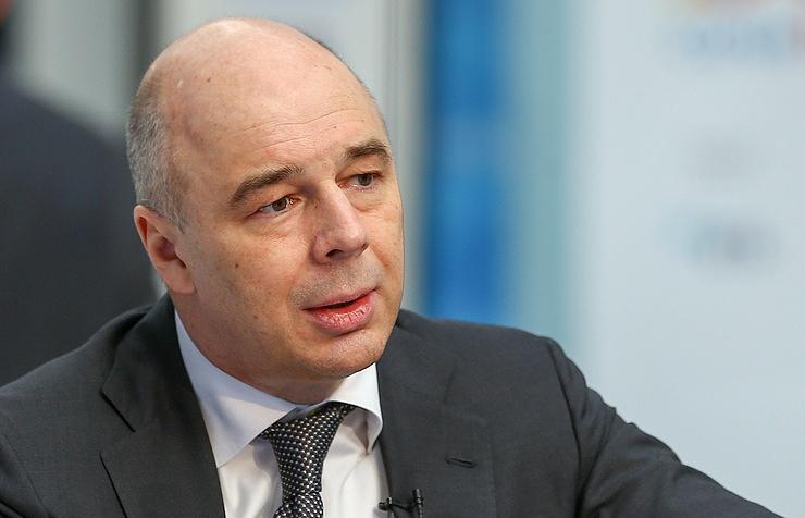 И.о. министра финансов РФ Антон Силуанов