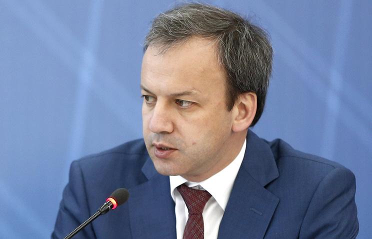 Дворковича выдвинули всовет начальников РЖД