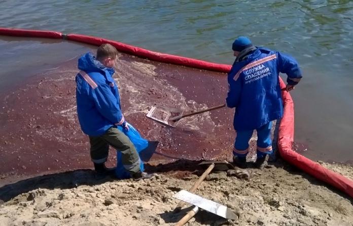 ВИркутске возбудили уголовное дело из-за нефтяного пятна наАнгаре