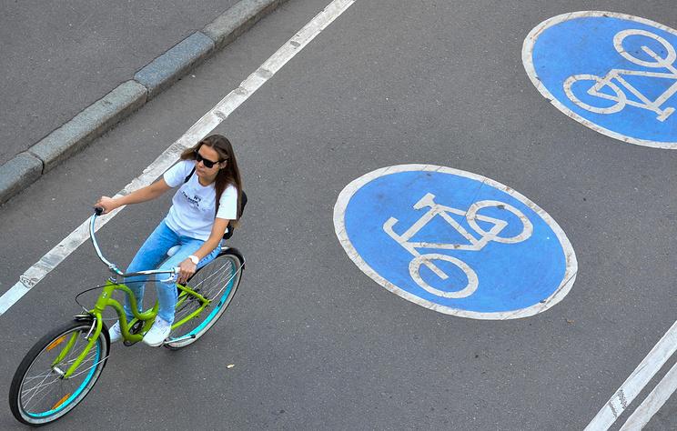 В Севастополе обустроят 40 км велодорожек