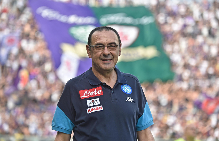 Маурицио Сарри посоветовали 4млневро вгод запереход в«Зенит»