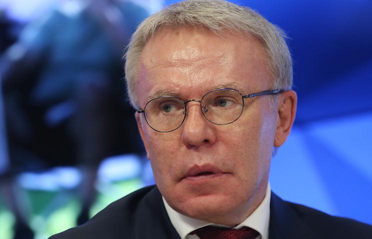 Двукратный олимпийский чемпион по хоккею Вячеслав Фетисов