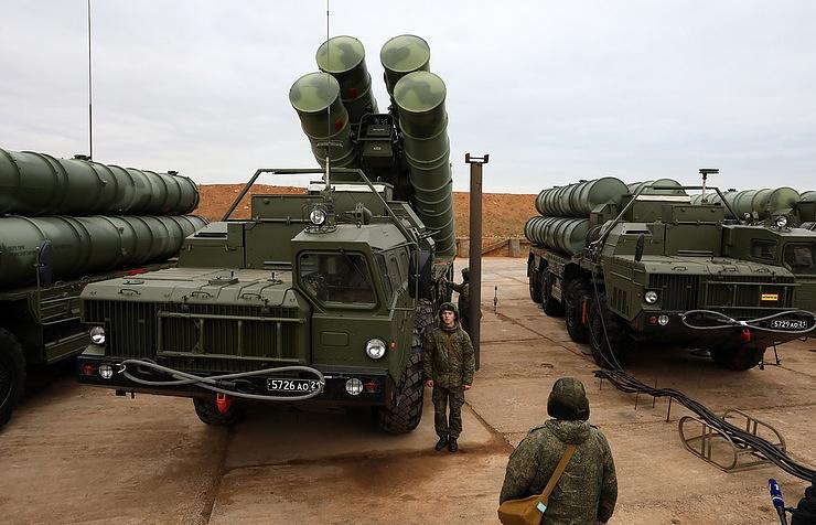 Конгресс США намерен запретить поставки Турции американского оружия из-за закупок С-400