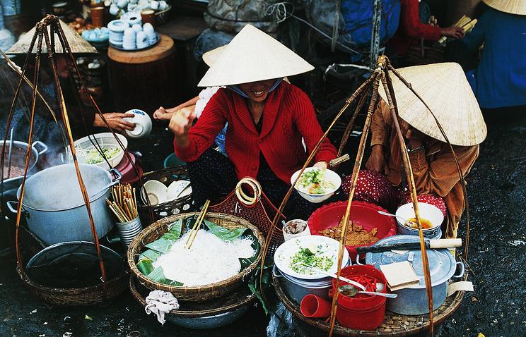 Вьетнам делает ставку на гастрономические туры