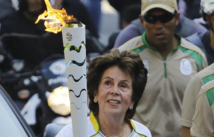 Ушла изжизни легендарная бразильская теннисистка Мария Буэно