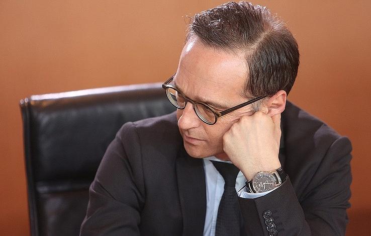 Руководитель  МИД Германии прокомментировал результаты  встречи «нормандской четвёрки»