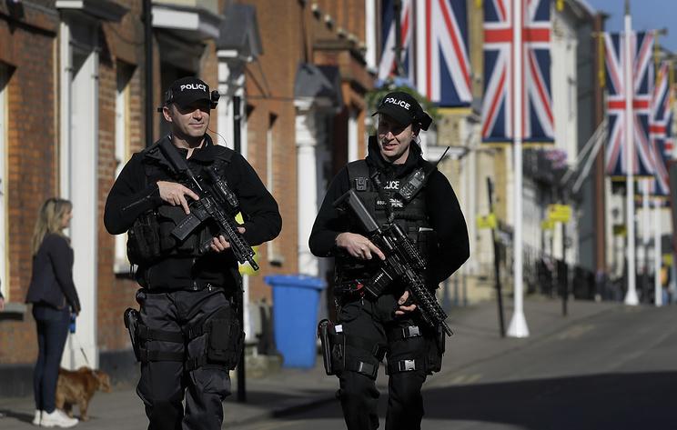 СМИ: безопасность Трампа во время его визита в Британию обеспечат 10 тыс. полицейских