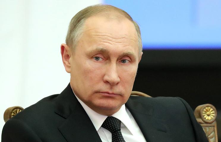 Путин подписал указ окадровых назначениях всиловых структурах