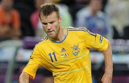 Ярмоленко подпишет договор с«Вест Хэмом» на 4 года