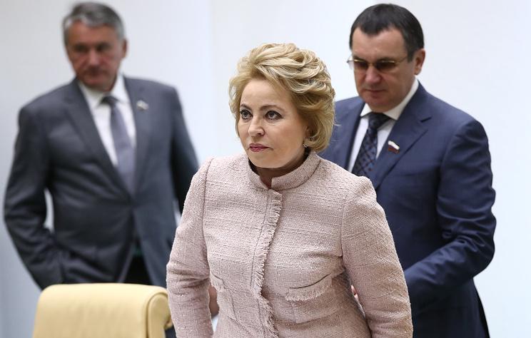 Руководитель «Почты России» попал под гнев Матвиенко