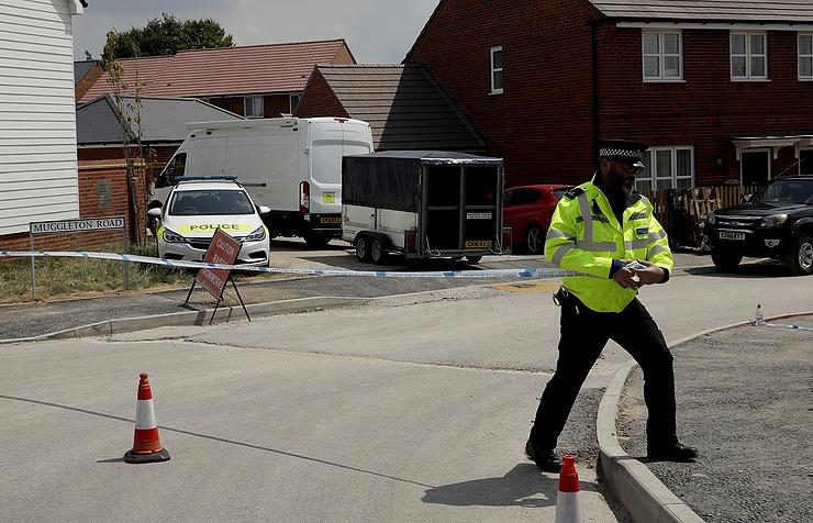 Английские следователи поведали оходе расследования отравлений «Новичком»