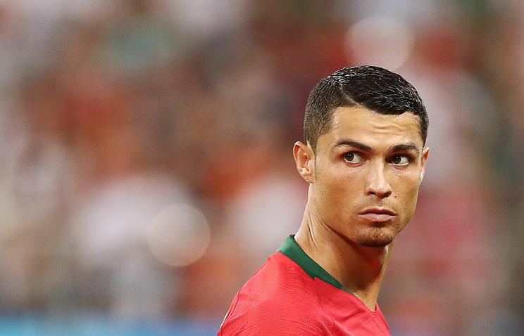 Роналду: решение опереходе в«Ювентус» далось просто
