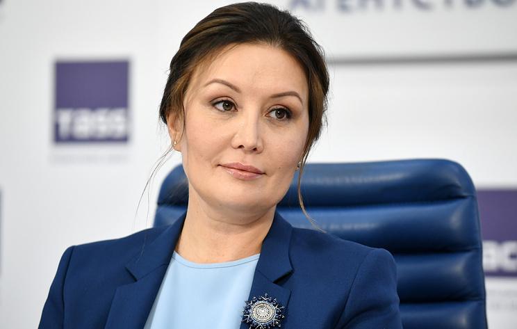 Генеральный директор Агентства стратегических инициатив (АСИ) Светлана Чупшева