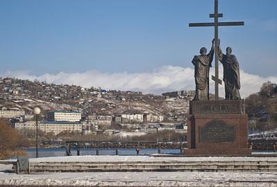 Петропавловск-Камчатский. Фото ИТАР-ТАСС