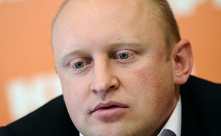 Глава Росмолодежи С.Белоконев. Фото ИТАР-ТАСС