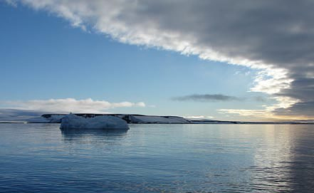 Один из островов архипелага Земля Франца-Иосифа. Фото ИТАР-ТАСС