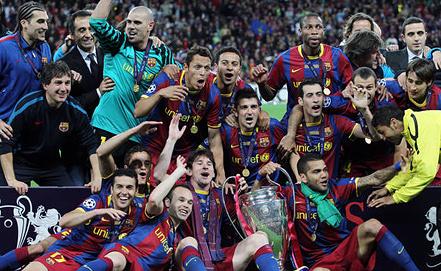 Фото www.fcbarcelona.com