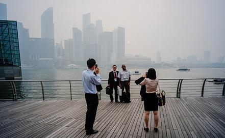 Сингапур. Фото из архива EPA/ИТАР-ТАСС