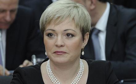 Марина Ковтун. Фото ИТАР-ТАСС