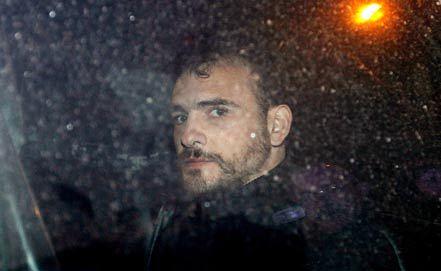 Лука Божович. Фото ЕРА/ИТАР-ТАСС