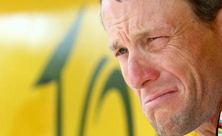 Лэнс Армстронга. Фото EPA/ИТАР-ТАСС