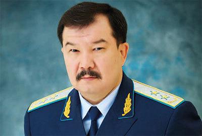 Генеральный прокурор Республики Казахстан Ашкат Даулбаев (фото www.pravstat.kz)