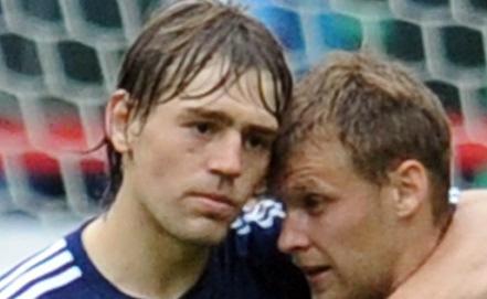 Кирилл Панченко /слева/   Фото ИТАР-ТАСС