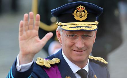 Король Филипп. Фото EPA/ИТАР-ТАСС