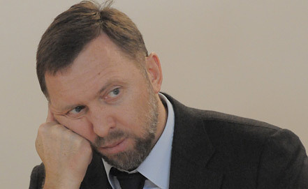 Олег Дерипаска. Фото ИТАР-ТАСС