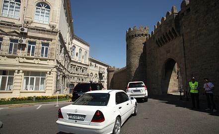 Баку, Азербайджан. Фото ИТАР-ТАСС
