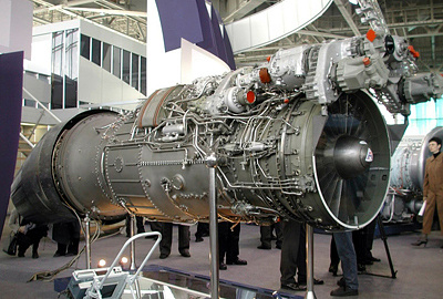 АЛ-31ФП для самолетов семейства Су-27 (фото www.npo-saturn.ru)