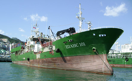Фото ИТАР-ТАСС/Администрация рыболовецкого колхоза Восток-1