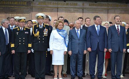 Фото пресс-службы Черноморского Флота