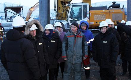 Фото Управления информационной политики аппарата администрации Магаданской области