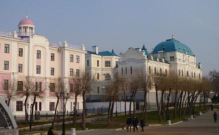 Хабаровск. Фото ИТАР-ТАСС